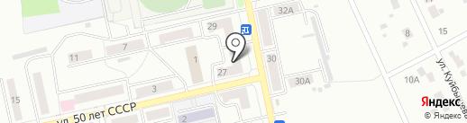 Все для крепежа на карте Первоуральска