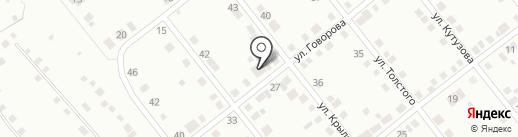 Транспортная компания на карте Ревды