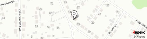 Уютный дом на карте Ревды