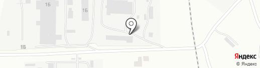 ПРП на карте Нижнего Тагила