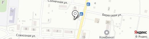 Почтовое отделение №7 на карте Ревды