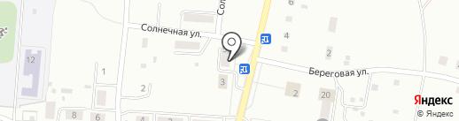 Петровский на карте Ревды