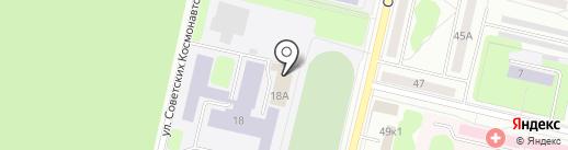 ИФНС России на карте Ревды
