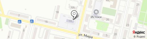 Детский сад №2 на карте Ревды