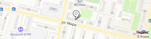 Аптека №1 на карте Ревды