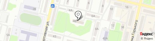 InterLand на карте Ревды