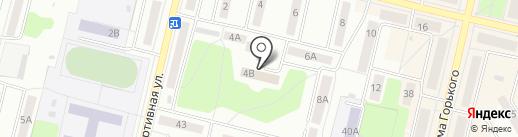 Отдел Управления Федеральной службы судебных приставов на карте Ревды