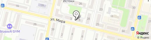 Булошная на карте Ревды