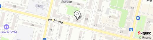 Булочная на карте Ревды