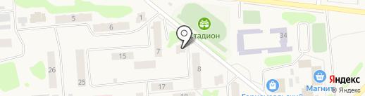 Эксклюзив на карте Горноуральского