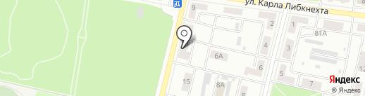 Сеня на карте Ревды