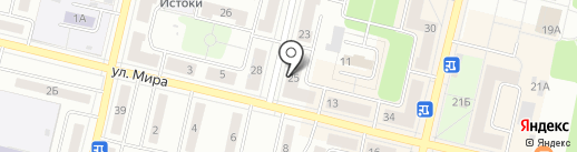 Мебель-Маркет на карте Ревды
