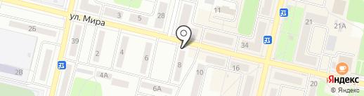 Дикий Хмель на карте Ревды