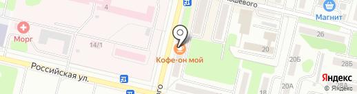Кабанчик на карте Ревды