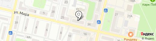 Леди Стиль на карте Ревды