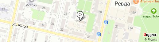 Мастерская по ремонту одежды и реставрации шуб на карте Ревды