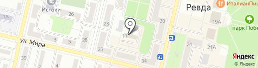 Shik Shop на карте Ревды