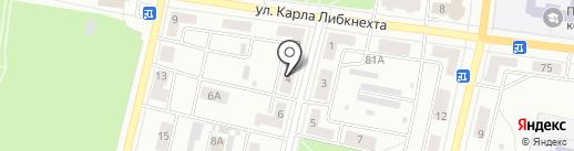 Новый дом на карте Ревды