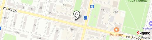 Ростелеком, ПАО на карте Ревды