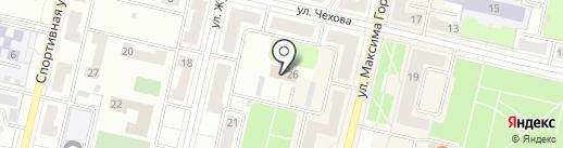 Жилищный отдел на карте Ревды