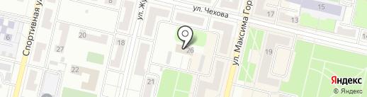 Архитектурно-градостроительное бюро на карте Ревды