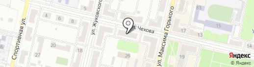 Урал-Рецепт М на карте Ревды