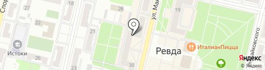 Семейная кухня на карте Ревды