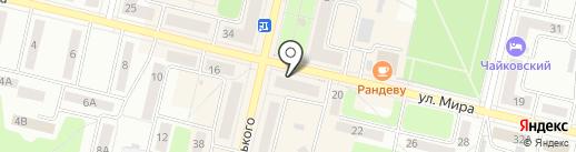 МегаФон на карте Ревды