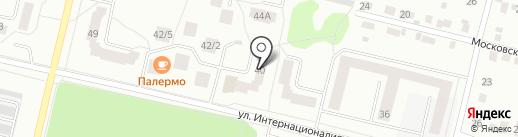 Информационная неделя на карте Ревды