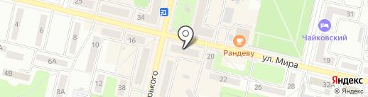 Визит на карте Ревды
