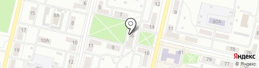 Массажный салон на карте Ревды