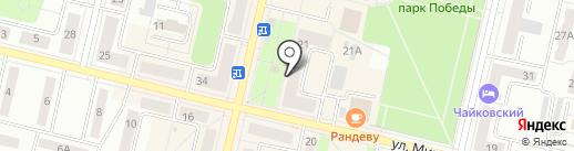 Моя радость на карте Ревды