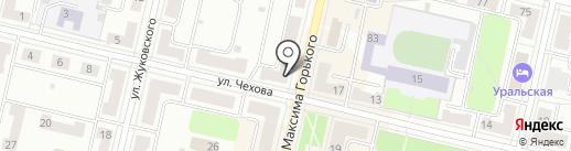 ПроДеталь.рф на карте Ревды