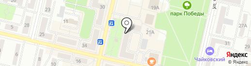 РусКом на карте Ревды