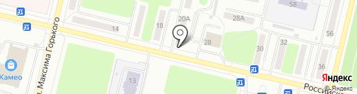 СпортМотор на карте Ревды
