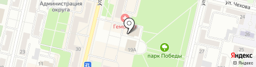 Profmax на карте Ревды
