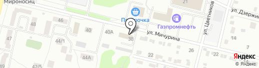 ЗаборСтрой на карте Ревды