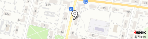 Градус на карте Ревды
