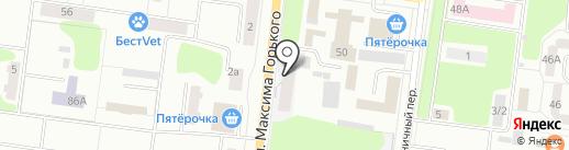 УрГПУ на карте Ревды