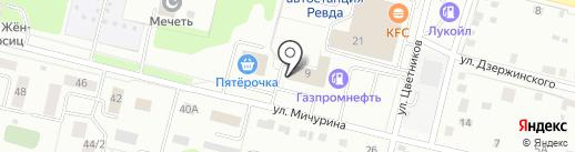 Decor Time на карте Ревды