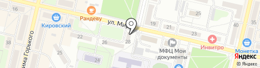Магазин спецодежды на карте Ревды