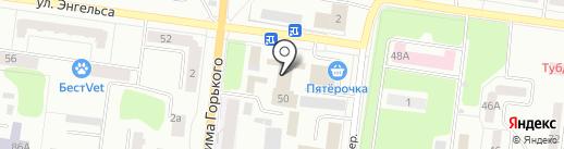 STAGE на карте Ревды