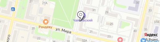 Convex на карте Ревды