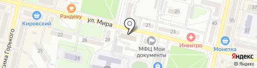 Расчетно-кассовый центр ЖКХ на карте Ревды