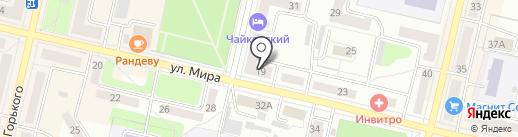 АЛЕКТРА на карте Ревды