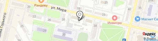 Комбытсервис на карте Ревды