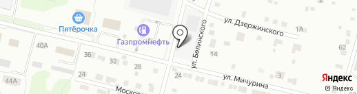 DET-OS.RU на карте Ревды