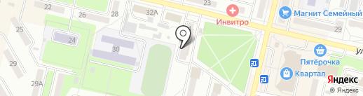 Шалунья на карте Ревды