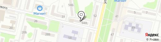 К Телеком на карте Ревды