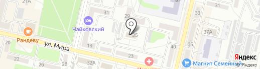 Арт-Технологии на карте Ревды